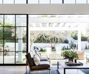 interior decorating, livingroom, and outdoor living image