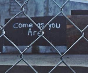 nirvana, grunge, and come as you are image