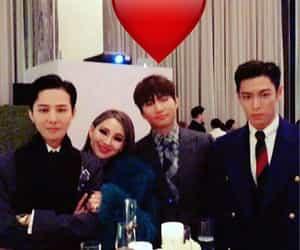 big bang, CL, and kpop image
