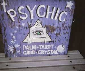 psychic, grunge, and pale image