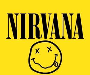 nirvana, music, and band image