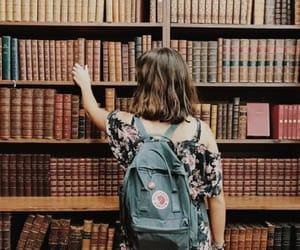 aesthetic, alternative, and bibliophile image