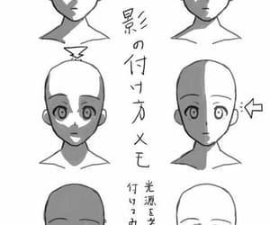 art, manga, and ✏ image