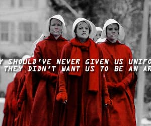 gif, the handmaid's tale, and offred image