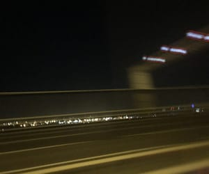 blurry, melbourne, and night image