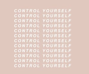 control and yourself image