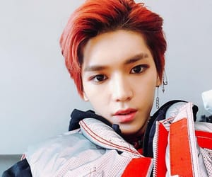 taeyong, nct, and nct u image