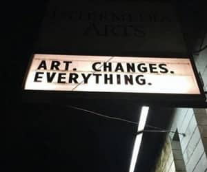 art, change, and quotes image