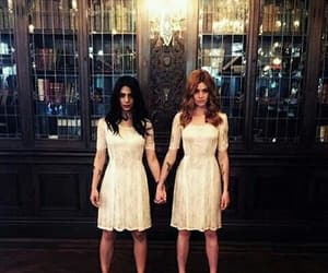shadowhunters, katherine mcnamara, and isabelle lightwood image