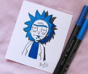 doodle, fanart, and sketch image