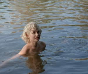Marilyn Monroe, michelle williams, and my week with marilyn image