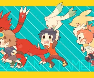 digimon and digimon tamers image