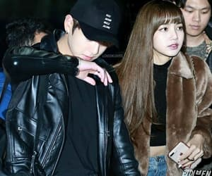 bts, blackpink, and lizkook image
