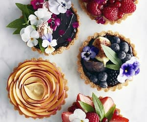food, fruit, and dessert image