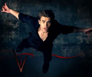 promo, the vampire diaries, and paul wesley image