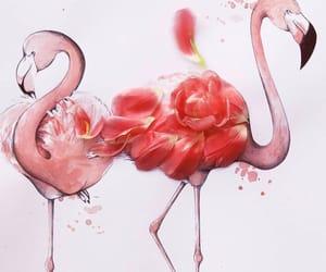animal, art, and birds image
