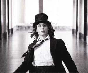 gif, johnny depp, and actor image