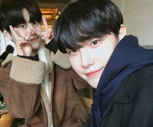 boy, ulzzang, and friends image