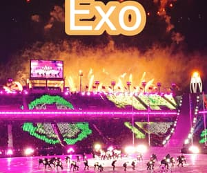 exo, olimpic, and we are one image