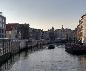 amsterdam, voyage, and marche image