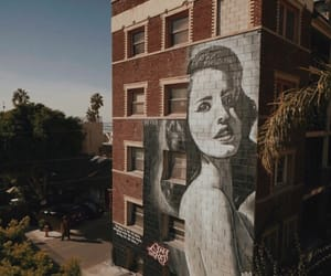 lana del rey and art image