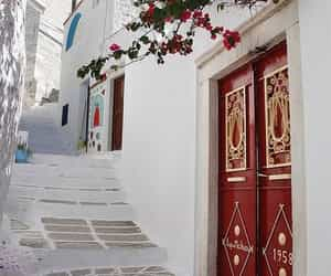 Greece, architecture, and city image