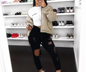 clothes, fashion, and baddie clothes image