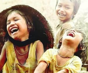 laughter and pure image
