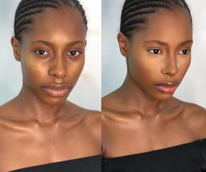 highlight and contour image