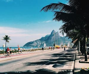 brasil, summer, and vacation image