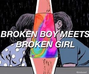 5sos, broken, and Lyrics image