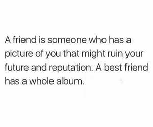 album and friends image