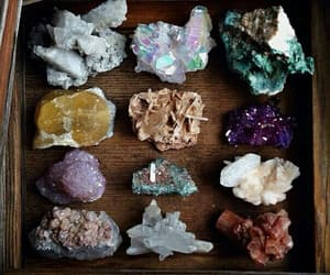crystal, stone, and minerals image