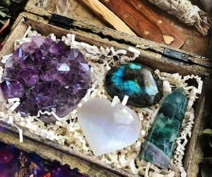 decor, gemstones, and stones image