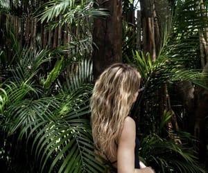 blonde, hawaii, and summer image