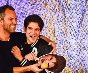 teen wolf, jr bourne, and chris argent image