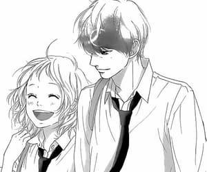 manga, strobe edge, and love image