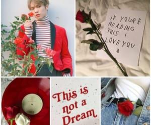 birthday, roses, and park minhyuk image