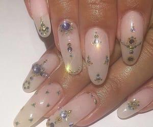beauty, magical, and nail image