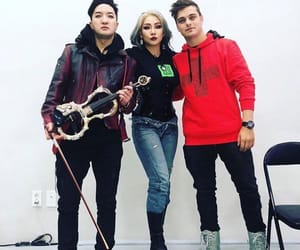 CL, edm, and lee chaelin image