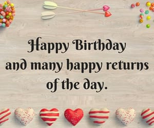 birthday, bday wishes, and happy birthday images image