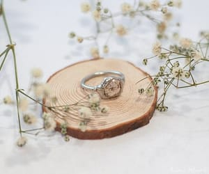 etsy, solitaire ring, and mothers day gift image