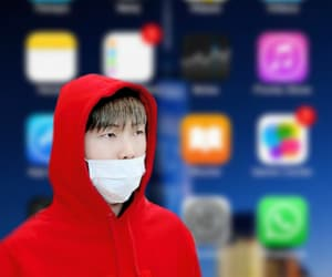 boys, jungkook, and iphone image