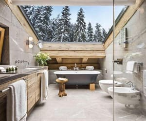 design, bathroom, and house image