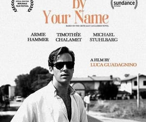 movie, love, and call me by your name image