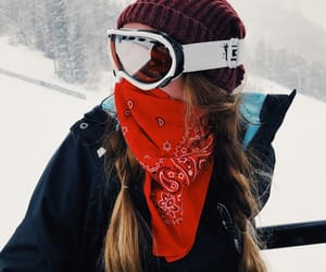snowboarding and winter image