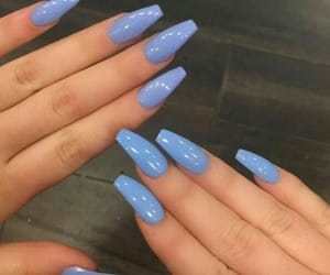 azul, cute, and blue image