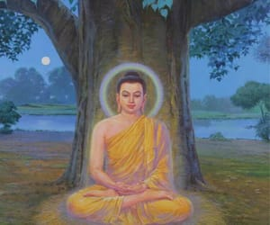 Buddha, meditation, and spirituality image