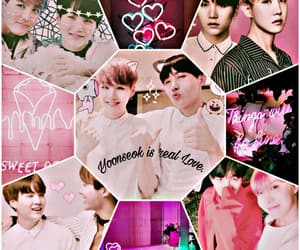 Collage, gay love, and bts image