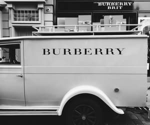Burberry, fashion, and vintage image